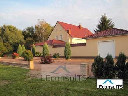 Wohnträume in der BAUHAUS Heimat werden wahr ! Luxeriöses Anwesen mit Einfamilienhaus in Dessau