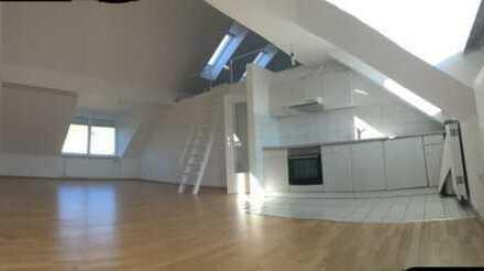Exklusive, neuwertige 2,5-Zimmer-Maisonette-Wohnung mit Einbauküche in Ramersdorf, München