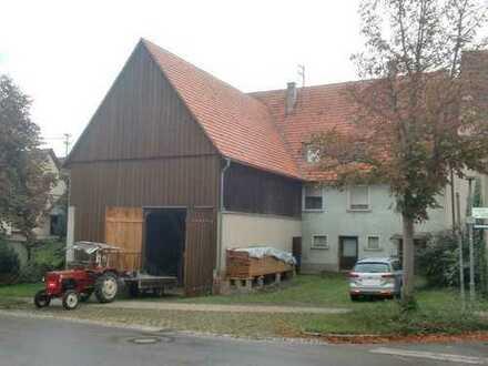 212 Landwirtschaftliches Anwesen mit Charme und Potenzial: Pferdeliebhaber und Bauträger aufgepasst