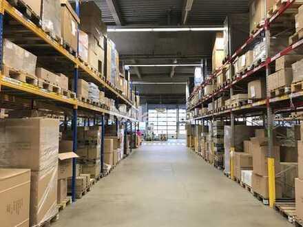 Lager-/ Logistikflächen | sofort verfügbar | PROVISIONSFREI