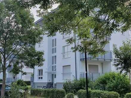 2-Raum-Wohnung (EG) mit Balkon im Mühlenpark