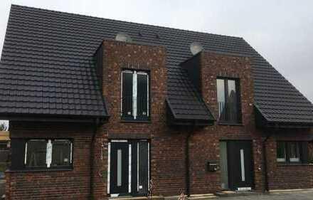 Neubau Doppelhaushälfte in Ochtrup zu vermieten