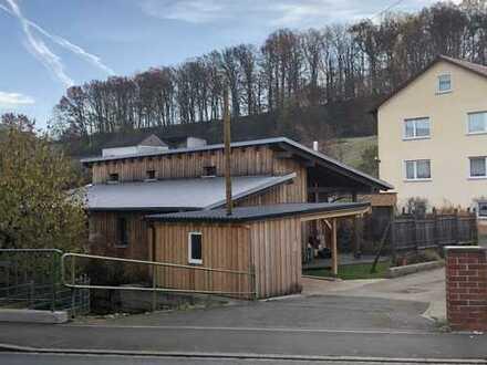 Kleineres Öko-Haus in Bischberg (Bamberg)