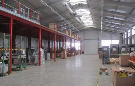 HSC GmbH - Lager- und Produktionsflächen!