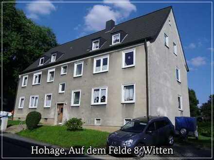 Verkehrsgünstige und ruhige 3 Zimmer Wohnung in Witten
