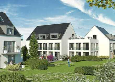 40,8m² 1-Zimmer-Eigentumswohnung Hebertshausen in bester Lage und Anbindung