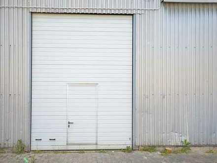 Provisionsfrei: Ca. 200 m² Lager/Kalthalle nahe der A7
