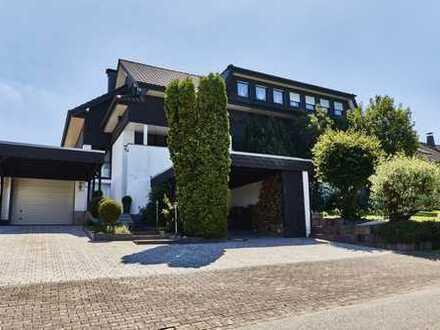 Außergewöhnliches Architektenhaus lässt keine Wünsche offen!