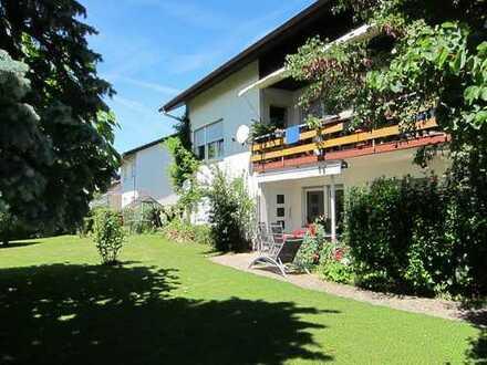 Mehrfamilienhaus im schönen Binzen mit tollem Blick