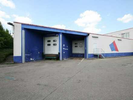 Ihr neuer Firmenstandort im Industriegebiet von Schwenningen