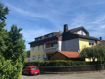 Erstbezug nach Sanierung: stilvolle 1-Zimmer-Hochparterre-Wohnung mit Einbauküche in Bayreuth