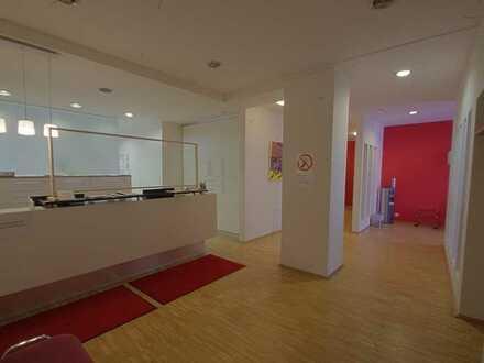 Praxis-/Bürofläche in hervorragender Innenstadtlage direkt am unteren Stadtplatz