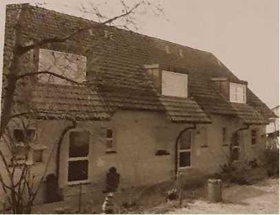 Schönes Haus mit vier Zimmern in Pleinfeld (Ramsberg) in der Nähe vom Brombachsee