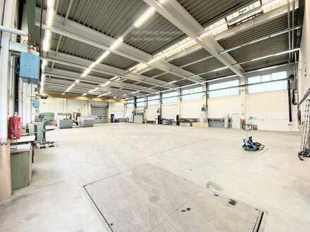 Vielseitig nutzbare Gewerbehalle, 825 m² in Balingen (Kernstadt)