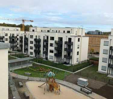 Bild_-Biesdorf/ Biesdorfer Stadtgärten/ DG-Wohnung mit Lift, 3 Terrassen, 2 Bäder u.Tiefgarage--