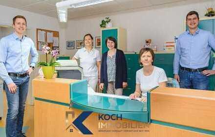 Arzt gesucht! - Praxis mit großem Kundenstamm