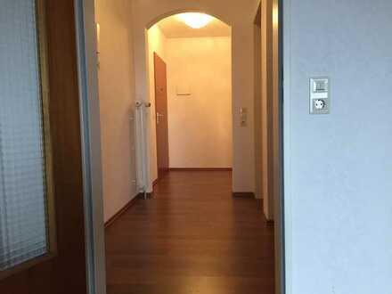 Gepflegte 1-Raum-Wohnung mit Balkon und Einbauküche in Bad Teinach Sommenhardt