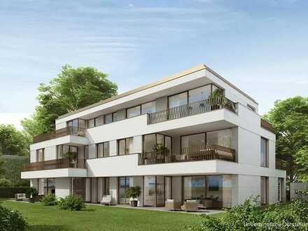 Elegante Obergeschoss-Wohnung (Süd-West)