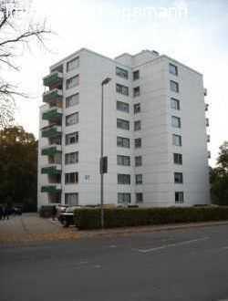 2-Zimmer-Wohnung mit Balkon im Columbushaus zu vermieten!