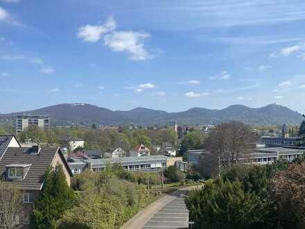 Traumwohnung über zwei Etagen mit Ausblick auf das Siebengebirge
