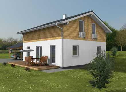 Gemütliches Holzhaus Am Sonnenhang