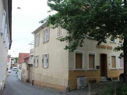 Das großzügige Haus in Westhofen für Handwerker und Selbstverwirklicher!