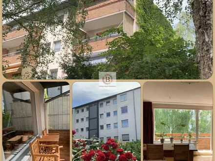 Schick, hell, ruhig & Grünblick: Eigentumswohnung in beliebter Lage Berlin-Tempelhof