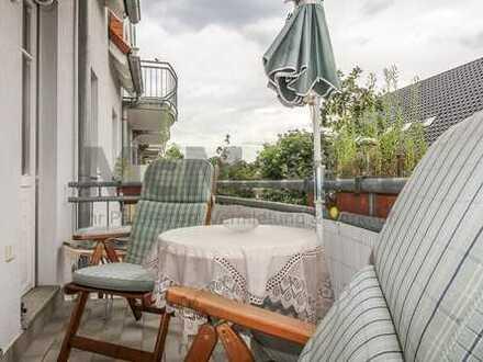 Attraktives Apartment mit Balkon in ruhiger Lage