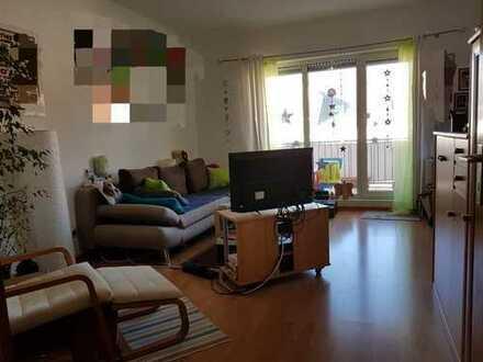 Ideale 2 -3 Zimmer DG Wohnung mit TG Stellplatz in Linkenheim