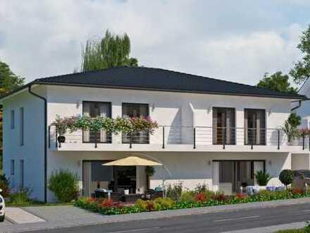 Kurz vor Fertigstellung *Provisionsfrei* Wohntraum mit Garten in ruhiger Wohnlage