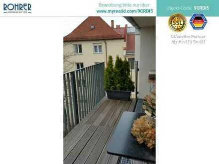 München-Altstadt- Nähe Kaufingerstraße - Exklusive 3 Zimmergaleriewhg. mit EBK und Dachterrasse