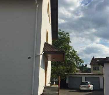 Ruhige, gepflegte 4-Zimmer-Wohnung mit Balkon in Schlüchtern-Innenstadt