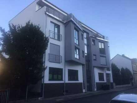 BN-Oberkassel, schicke 2 Zimmer Neubau-Wohnung mit EBK, Tiefgarage mit Ladeplatz für E-Fahrzeug