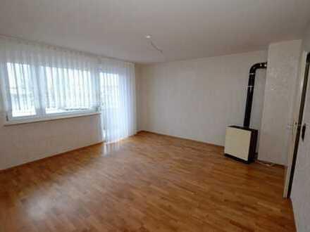 Bezugsfreie, helle 3-Zimmer-Wohnung mit Süd-West-Balkon in Bad Schussenried