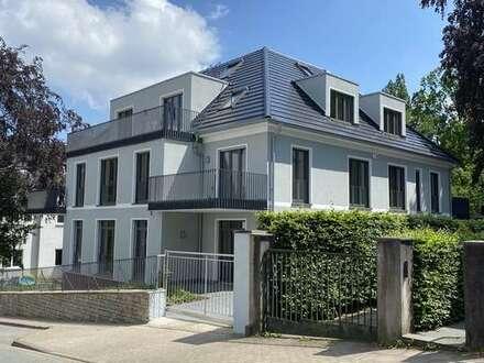 Repräsentativ Wohnen in stilvollem Neubau im Musikerviertel