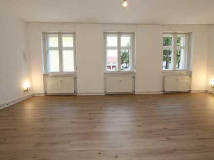 Stadkern Altlandsberg bei Neuenhagen, schöne, gut geschnittene Zwei-Zimmer-Wohnung, ruhig gelegen