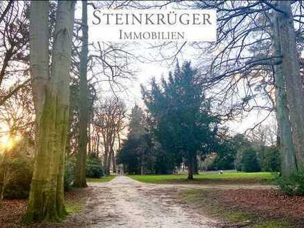 Mehrfamilienhaus in direkter Parklage von Köln-Marienburg