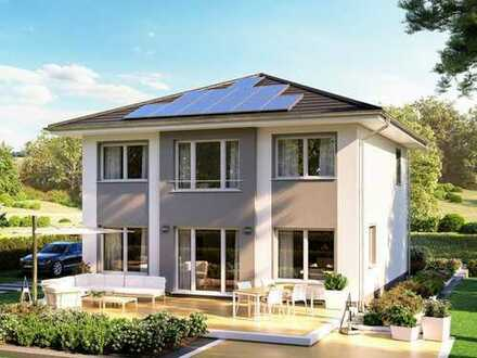 E&Co.- Projektion Villa in hochwertiger Ausstattung u.a. Smart-Home, Lichtkonzept - frei Planbar