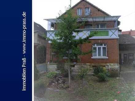 Achtung Kapitalanleger! Zweifamilienhaus mit Ausbaureserven in Nußbaum zu verkaufen.