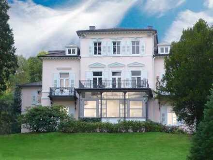 Lichtentaler Allee: Villa Leonore, Geschäftsräume
