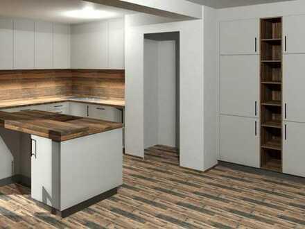 5-Zimmer-Wohnung in Weilheim: Attraktiver Neubau mit Dachterrasse