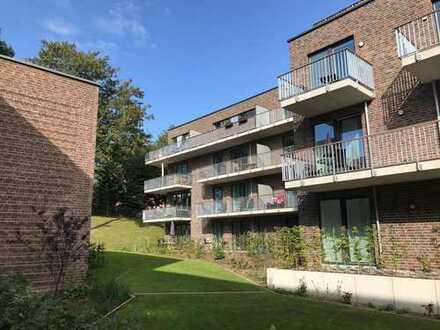 Neubau! Ruhige und grün gelegene 2-Zimmerwohnung in Hamburg-Eißendorf!
