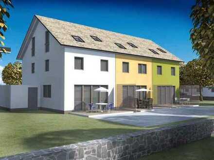 Achtung Bauträger !!! Bauplatz für 3 Reihenhäuser mit Eingabeplanung