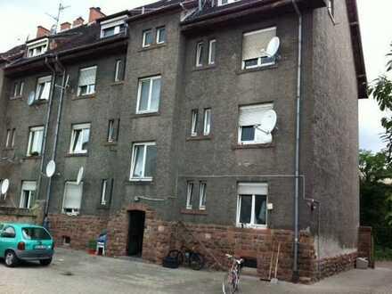 2-Zimmer-Wohnung mit Tageslichtbad, im DG - direkt vom Eigentümer!