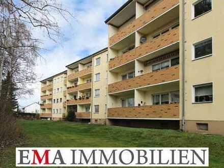 Bezugsfreie Zwei-Zimmer-Eigentumswohnung mit Balkon