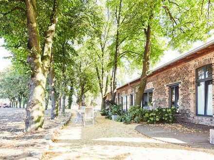 Loftstyle auf Vierkanthof - Sommer urban - Erstbezug - Luxus