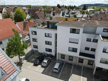 Zentral und großzügig! Mietwohnung mit herrlichem Balkon befristet bis April 2023