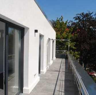 NEUBAU!Wohnen in bester Lage Braunschweigs - Penthouse über 2 Etagen mit TG-Stellplatz, Nähe VW