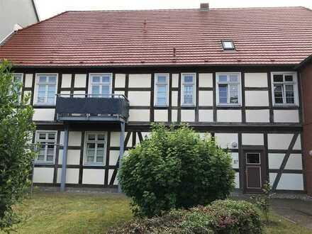 Zentral: Großzügige Wohnung - Einbauküche - Stellplatz - Freifläche...