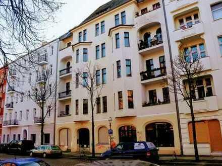 Großzügige vermietete 5-Zimmer-EG-Wohnung